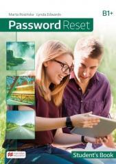 Password Reset B1+ SB w.wieloletnia MACMILLAN