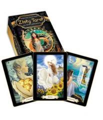 Złoty tarot (książka + karty) w.2