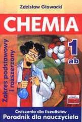 Chemia 1 ćw LO. Poradnik dla nauczyciela