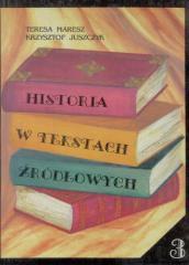 Historia w tekstach źródłowych T.3
