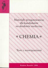 Materiały przygot. dla kand. na akad. med. Chemia