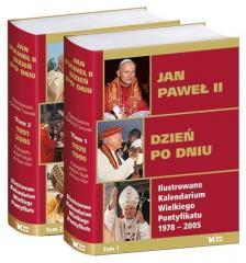 Jan Paweł II - Dzień po dniu 1 i 2 tom Biały Kruk