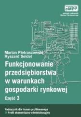 Funkcjonowan przeds. w warunkach gosp. cz.3 eMPi2
