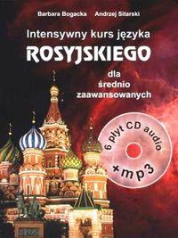 Intensywny kurs języka rosyjskiego CD/MP3