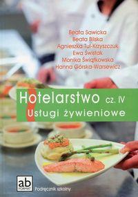 Hotelarstwo cz. IV Usługi żywieniowe FORMAT-AB