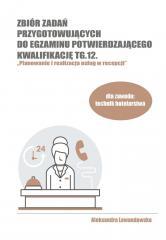 Zbiór zadań przyg. do egz. potwierdzającego TG.12.