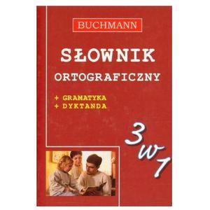 Słownik ortograficzny 3 w 1