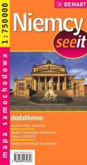 Niemcy see it - mapa samochodowa