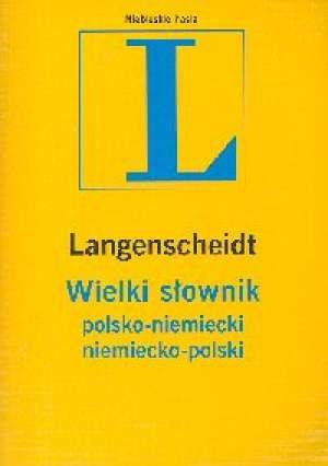 Wielki słownik polsko-niemiecki, niemiecko-polski
