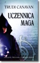 Uczennica maga. Prequel Trylogii Czarnego Maga