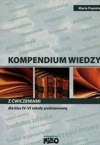 Kompendium wiedzy z ćwiczeniami dla SP IV-VI