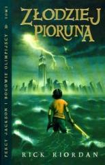 Percy Jackson i bogowie - T1 Złodziej pioruna