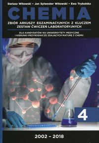 Chemia T.4 Matura 2018 zb. arkuszy egz. z kluczem