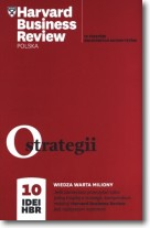 O strategii. 10 idei HBR