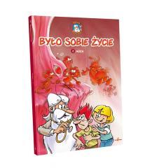 Komiks Było sobie życie - część 2 Mózg + płyta DVD
