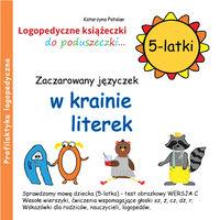 Zaczarowany języczek w krainie literek 5 latki