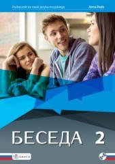 Beseda 2 podręcznik + CD DRACO
