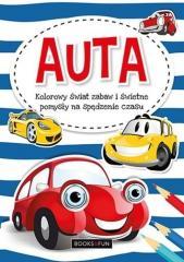 Malowanka - Auta