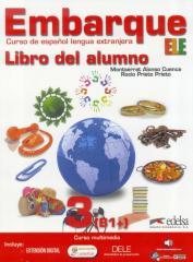Embarque 3 Libro del alumno EDELSA