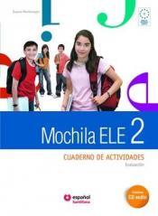 Mochila 2 ćwiczenia + CD audio + portfolio