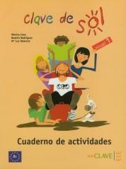 Clave de Sol 1 ćwiczenia