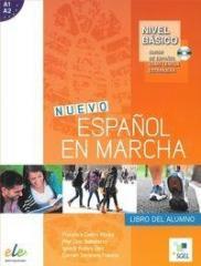 Nuevo Espanol en marcha basico A1+A2 podr. + CD