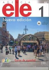 Agencia ELE 1 Podręcznik nueva edicion