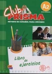 Club Prisma A2 Libro de ejercicios EDI-NUMEN