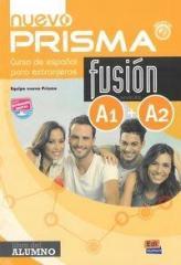 Nuevo Prisma fusion A1+A2 alumno+ CD EDI-NUMEN