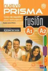 Nuevo Prisma fusion A1+A2 ejerc. + CD