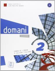 Domani 2 podręcznik A2 + płyta CD audio i DVD Rom