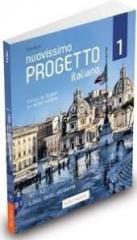 Progetto italiano Nuovissimo 1 podr.+ CD A1-A2