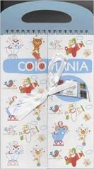 Colomania - niebieska