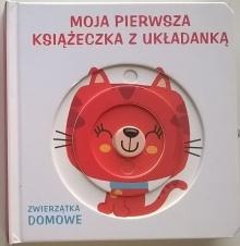 Moja książeczka z układanką - Zwierzątka domowe