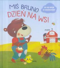 Miś Bruno. Dzień na wsi w.2019