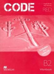 Code Red B2 WB+CD MACMILLAN