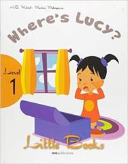 Where's Lucy? + CD-ROM MM PUBLICATIONS