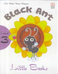 Black ant + CD-ROM MM PUBLICATIONS