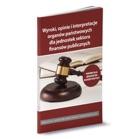 Wyroki opinie i interpretacje organów państwowych dla jednostek budżetowych